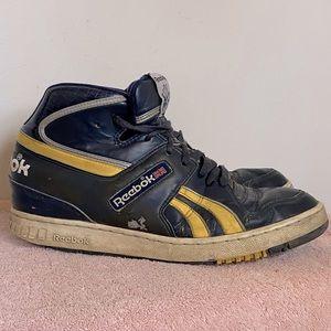 Vintage Reebok High Top Sneakers 11.5